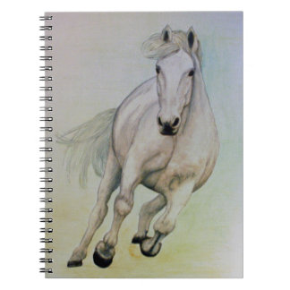 `White Horse' Notebook