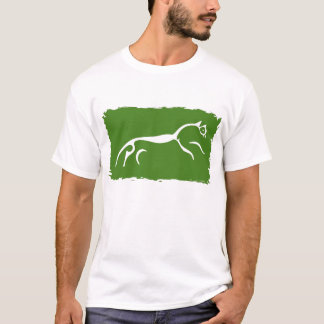 White Horse of Uffington T-Shirt