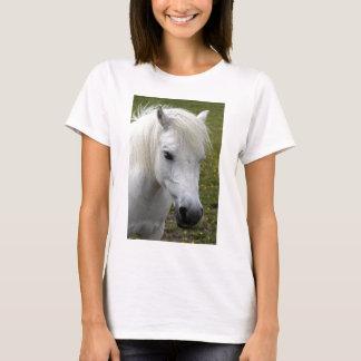White horse T-Shirt