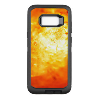 White Hot Lava OtterBox Defender Samsung Galaxy S8+ Case