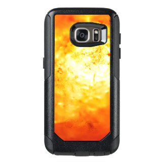 White Hot Lava OtterBox Samsung Galaxy S7 Case