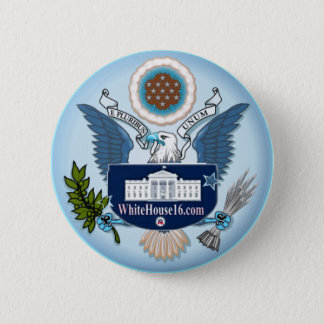 White House 2016 Great Seal Button
