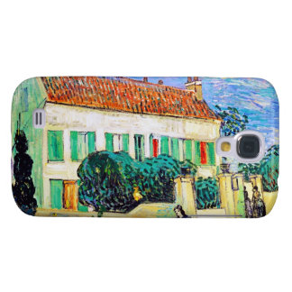 White House at Night by Van Gogh