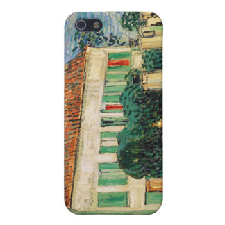 White House at Night - Van Gogh (1890) Covers For iPhone 5