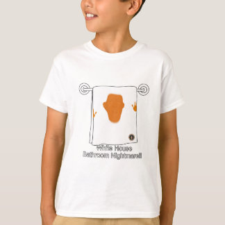 WHITE HOUSE BATHROOM NIGHTMARE!! T-Shirt