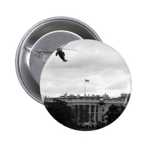 White House Pinback Buttons