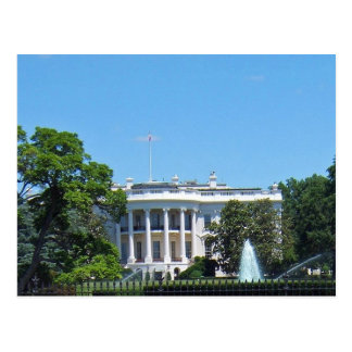 White House, DC Postcard