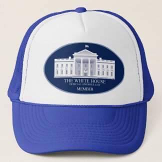 White House Enemies List Ball Cap