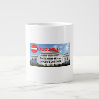 White House Occupied mug