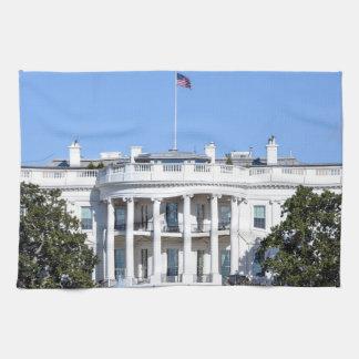 White House of the United States - Washington DC Kitchen Towels