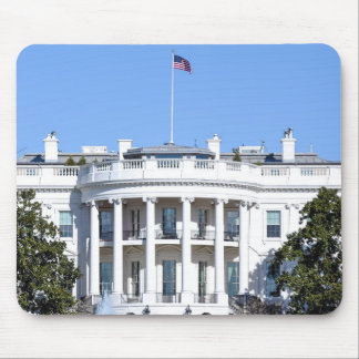 White House of the United States - Washington DC Mouse Pad