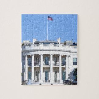 White House of the United States - Washington DC Puzzles