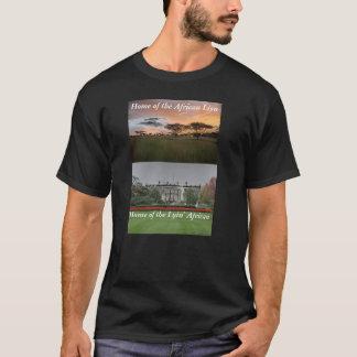 white-house, Serengeti,Sunset_Mbalageti, Home o... T-Shirt