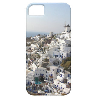 White Houses on Santorini Case For The iPhone 5