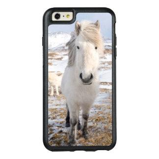 White Icelandic Horse, Iceland OtterBox iPhone 6/6s Plus Case