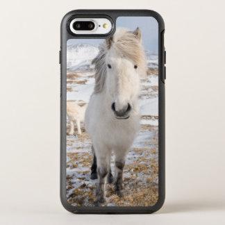 White Icelandic Horse, Iceland OtterBox Symmetry iPhone 7 Plus Case