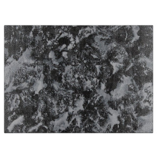 White Ink on Black #4 Boards