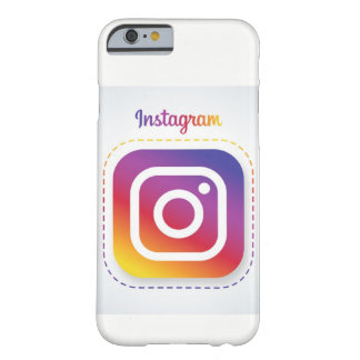 White Instagram Tough Case