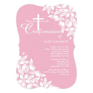 White Jasmine Invitation
