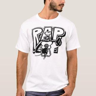White Just Blaze Recordz Rap T-Shirt