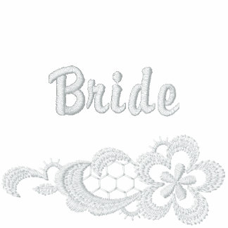 White Lace Wedding - Bride