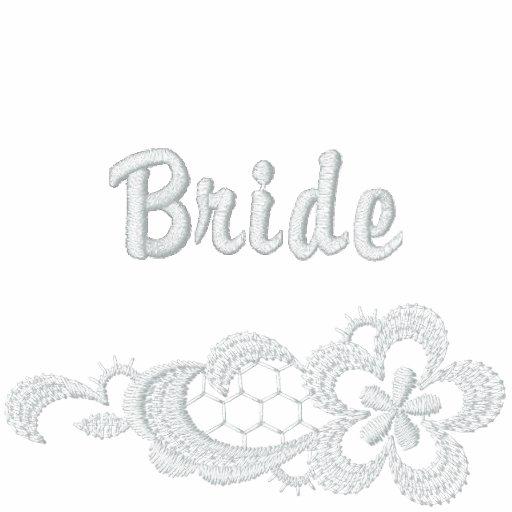 White Lace Wedding - Bride
