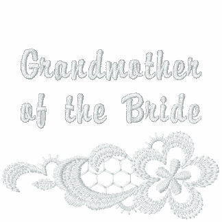 White Lace Wedding - Grandmother of the Bride