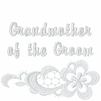 White Lace Wedding - Grandmother of the Groom