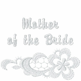 White Lace Wedding - Mother of the Bride