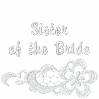 White Lace Wedding - Sister of the Bride