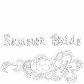 White Lace Wedding - Summer Bride