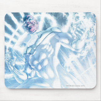 White Lantern Corps - Color Mouse Pad