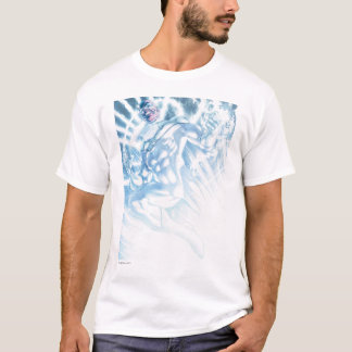 White Lantern Corps - Color T-Shirt