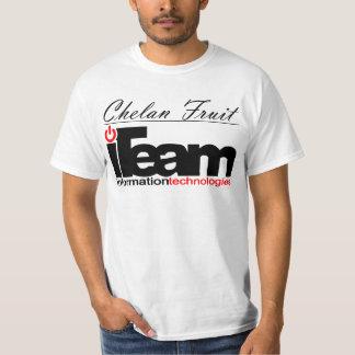 White Large Logo T-Shirt