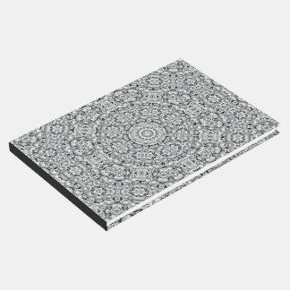 White Leaf Kaleidoscope   Guestbook