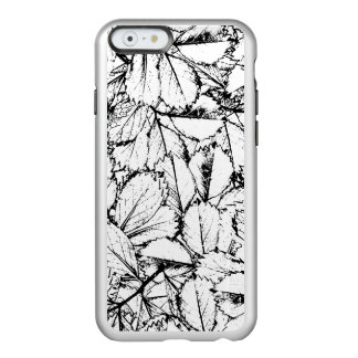 White Leaves Incipio Feather® Shine iPhone 6 Case