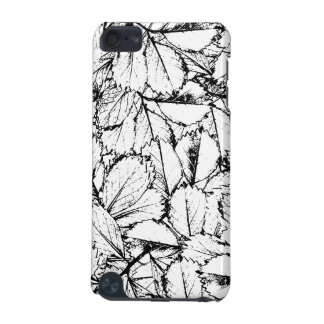 White Leaves iPod Touch (5th Generation) Cover