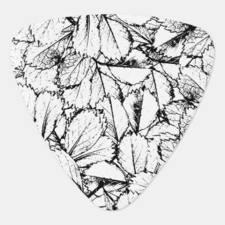 White Leaves Pick