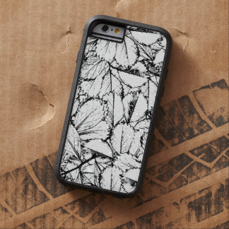 White Leaves Tough Xtreme iPhone 6 Case