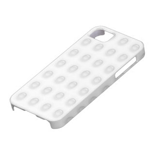 White Leds on White iPhone 5 Cover