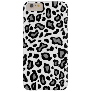 White Leopard iPhone 6 Plus Case