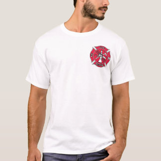 White Level Fire Department T-Shirt