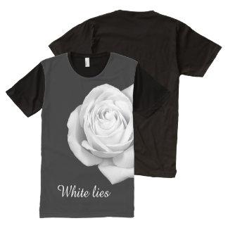 white lies tee shirt