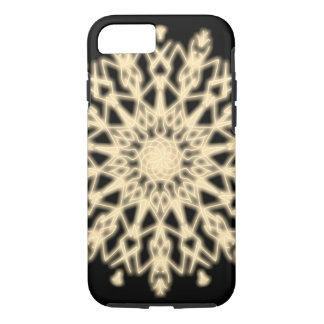 White Light Flames ~ iPhone 8/7 Case