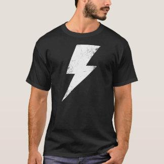 White Lightening Bolt shirt