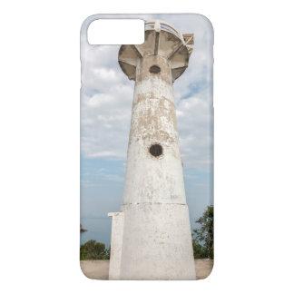 White lighthouse iPhone 7 plus case