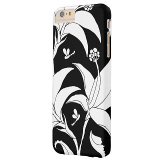 white lilies barely there iPhone 6 plus case