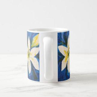 White Lily Mug by Jane