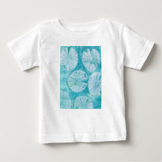 White lily pads baby T-Shirt