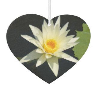 White Lotus Waterlily Air Freshener